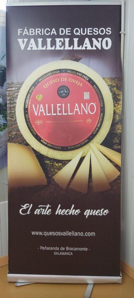 SOBRASODA roll up quesos vallellano